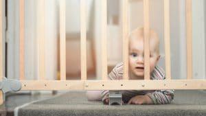 מיגון הבית לתינוק
