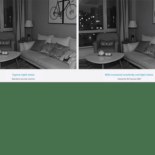 מצלמת שיאומי עם ראיית לילה מתקדמת